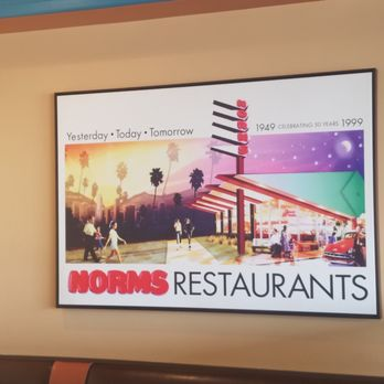 Norms Restaurant Torrance Ca
