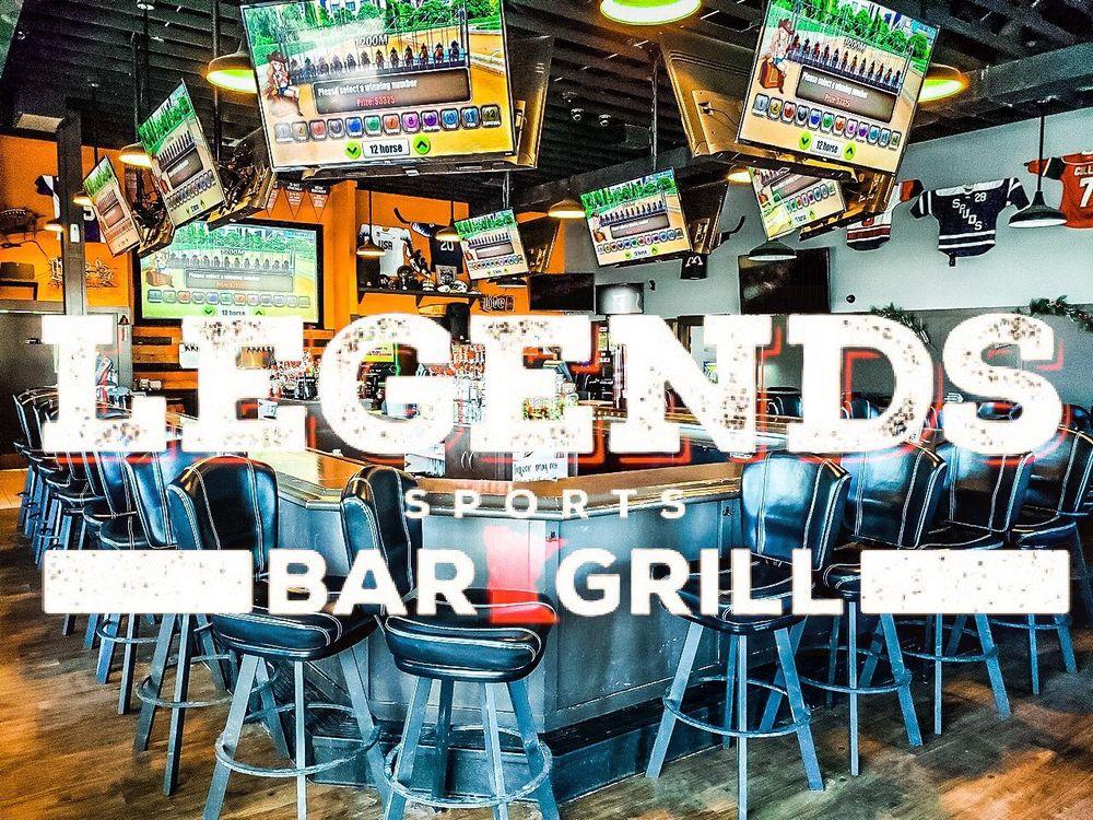 Legends Sports Bar & Grill: 803 Belsly Blvd, Moorhead, MN