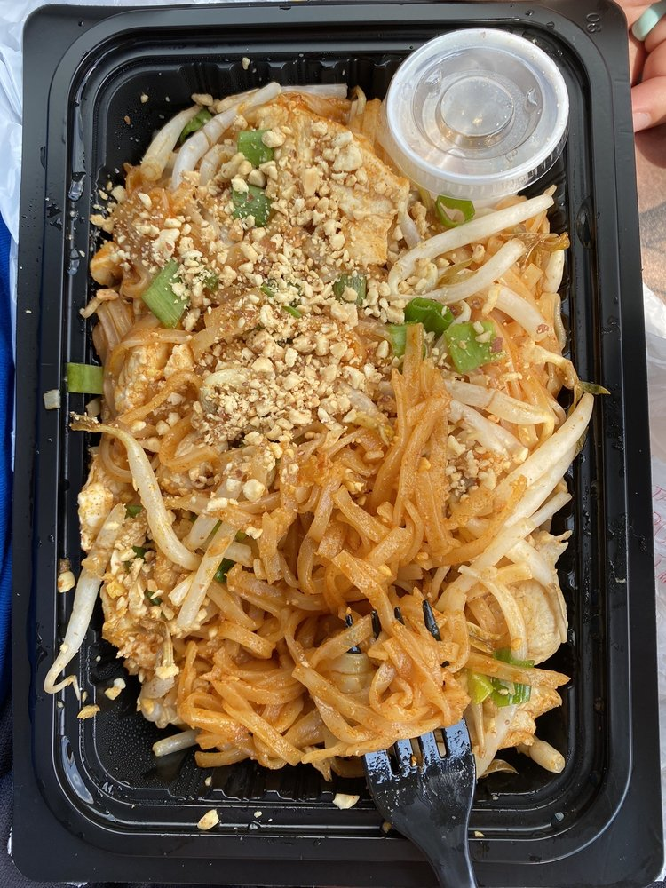 Laos Thai Restaurant: 4520 S 24th St, Omaha, NE