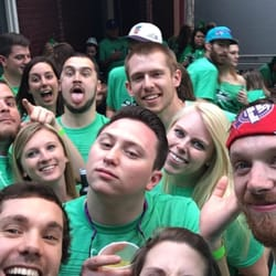 photo of rich bennetts st patricks day pub crawl charlotte nc united