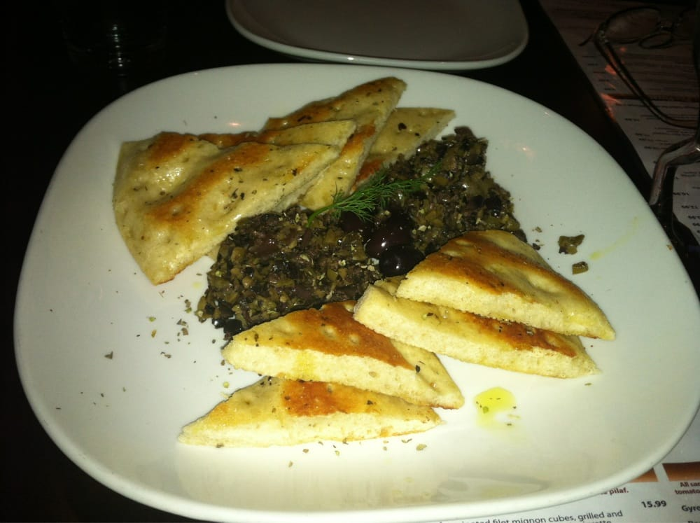 Kalamata olive spread yelp for Authentic greek cuisine