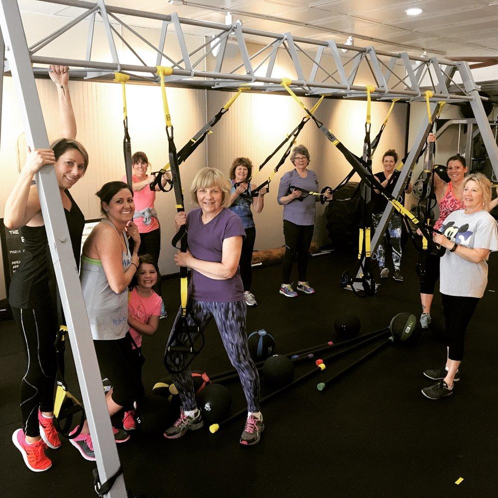 The Garage Fitness: 1528 Cole St, Enumclaw, WA