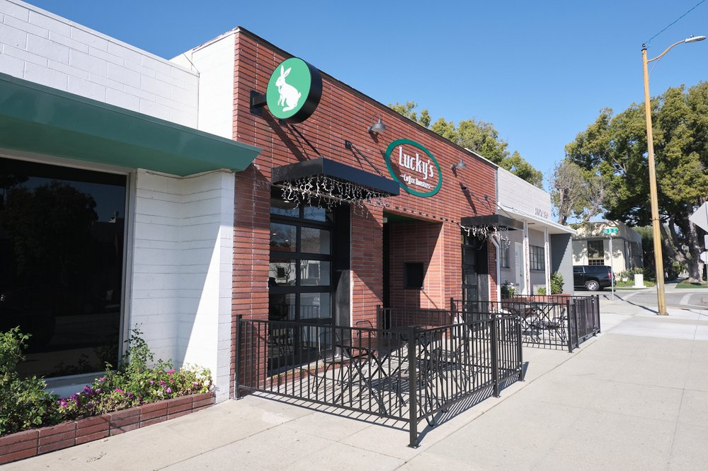 Lucky's Coffee Roasters: 387 N 2nd Ave, Upland, CA