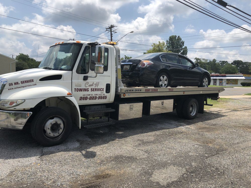 Towing business in Fort Hunt, VA