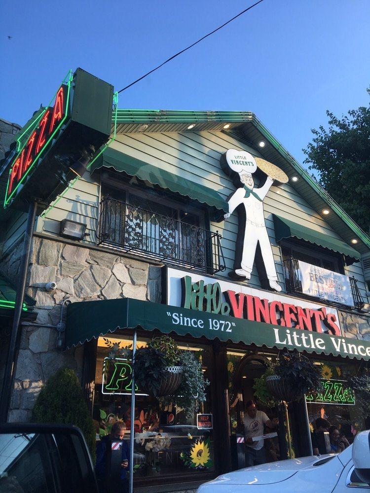 Little Vincent S Pizza Restaurant Lake Ronkonkoma Ny