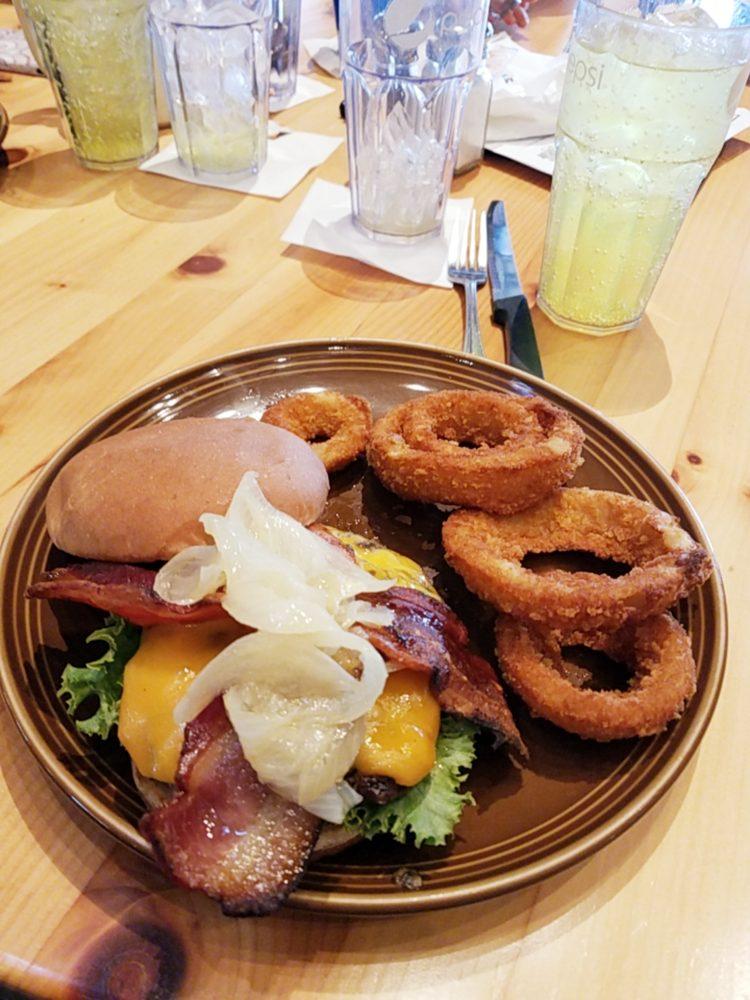 Adventures Restaurant & Pub: 7710 Park Rd W, Siren, WI