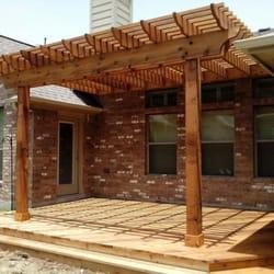 Merveilleux Photo Of Austin Deck And Patio   Bastrop, TX, United States. Cedar Deck ...