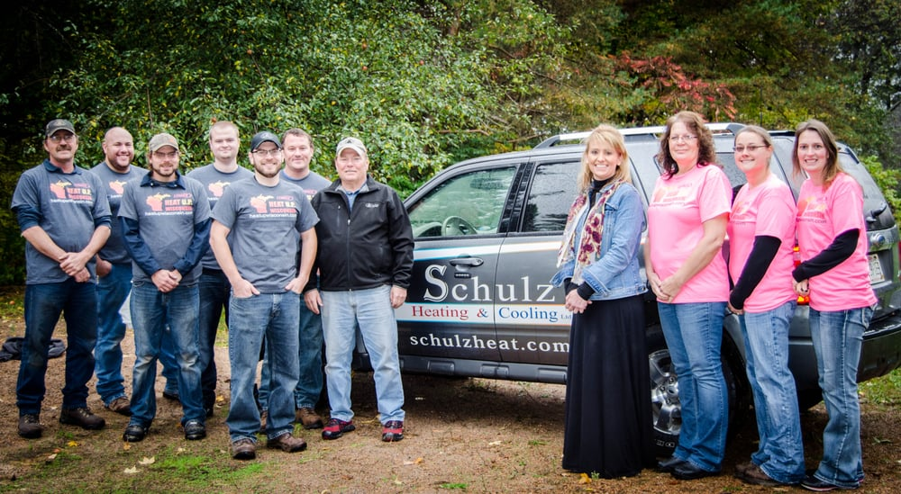 Schulz Heating & Cooling: 2238 Neva Rd, Antigo, WI