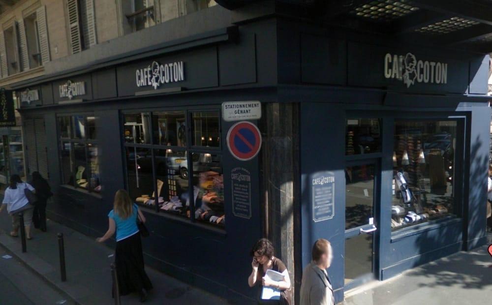 Cafe Le Depart Saint Lazare