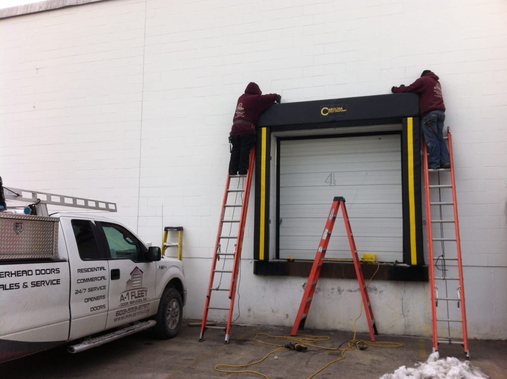 A 1 Fleet Door Services Garage Door Services 80 N High