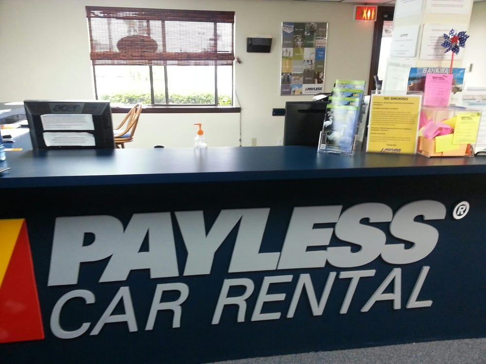 Payless Car Rental Discounts