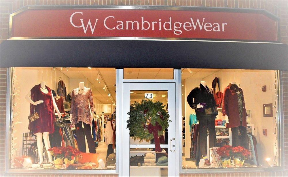 CambridgeWear: 73 Leonard St, Belmont, MA