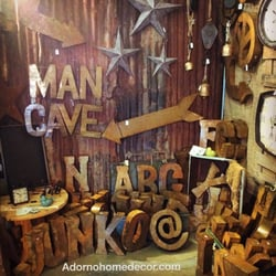 Photo Of Adorno Home Decor   Lancaster, CA, United States. Metal Rusted  Letters