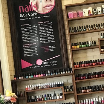 Nails bar lakeland fl