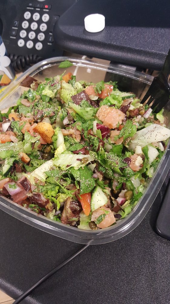 Fourleaf Chopped Salads