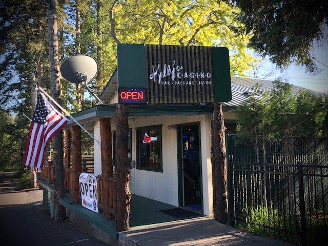 Kelly's Casino: 426 Electric Ave, Bigfork, MT