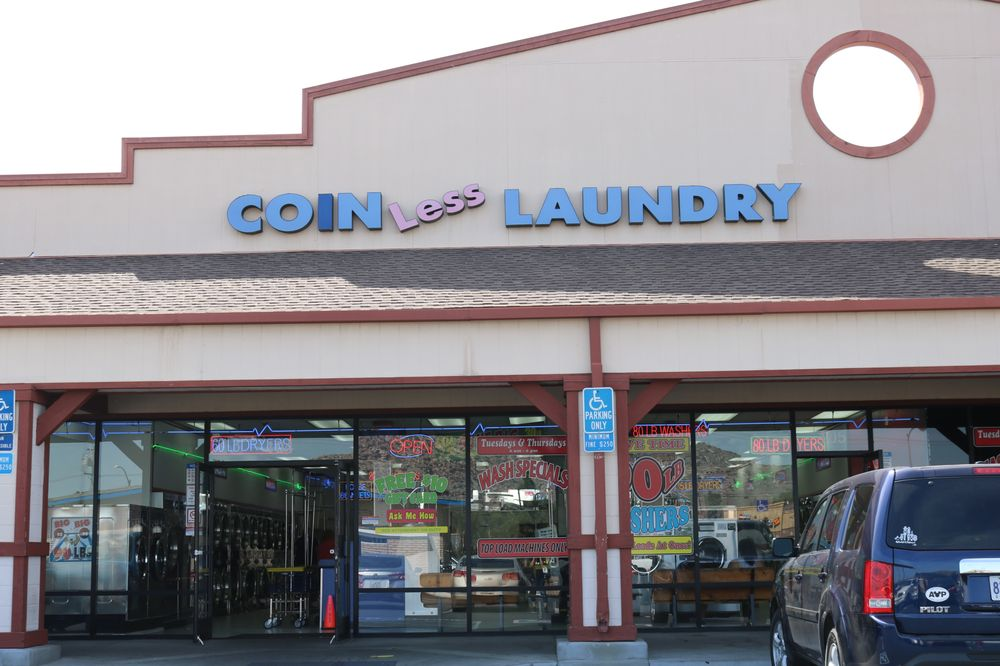 Coin Less Laundry: 2748 Hamner Ave, Norco, CA