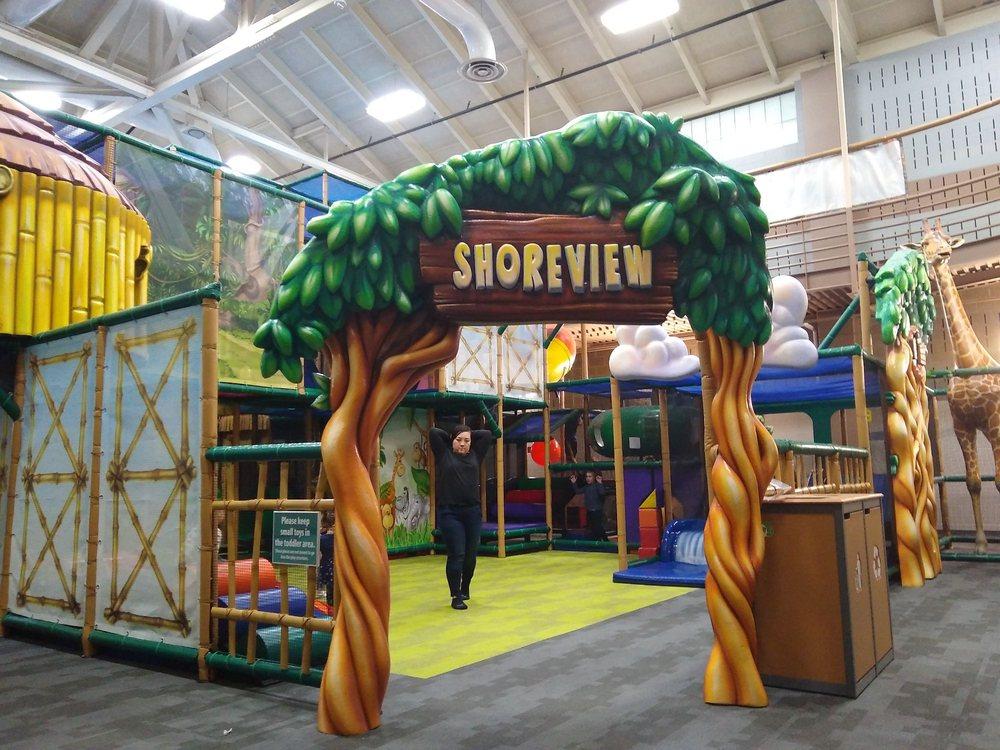 Shoreview Community Center: 4580 Victoria St N, Shoreview, MN