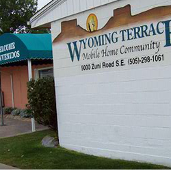 Photo Of Wyoming Terrace Plaza Mobile Home Community