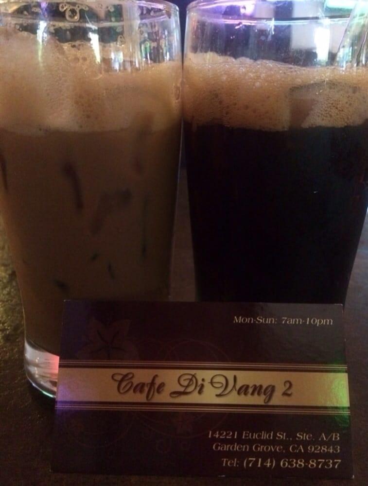 Cafe Di Vang  Garden Grove
