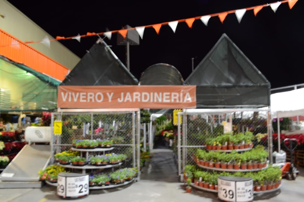 Rea de jardiner a yelp for Home depot jardineria