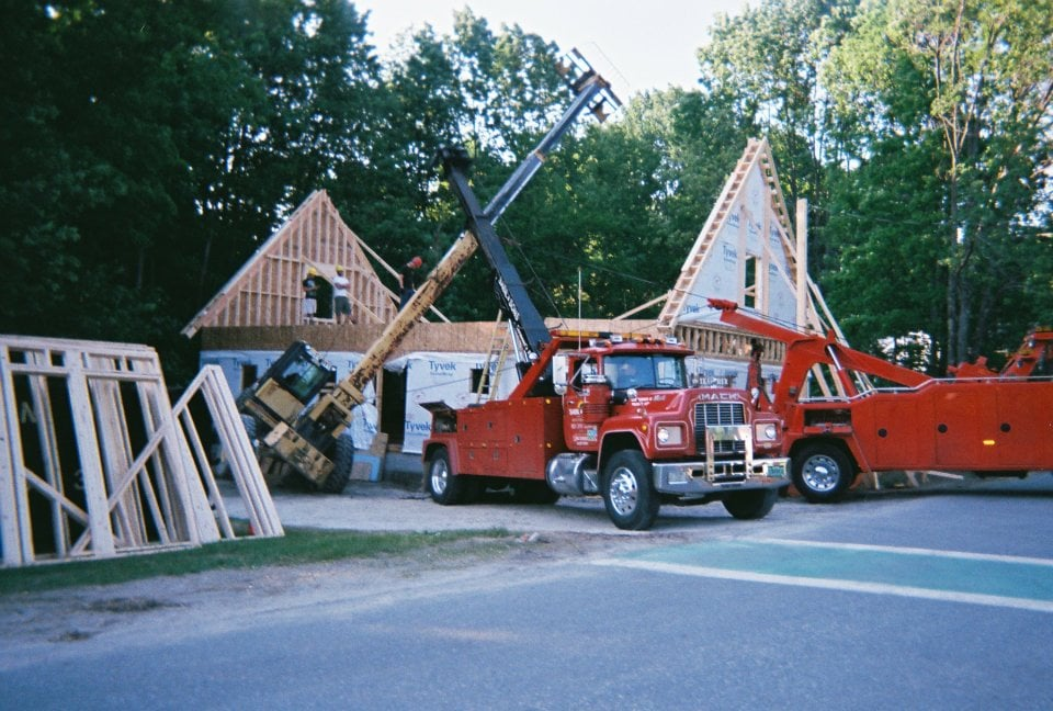 Towing business in Hanover, NH