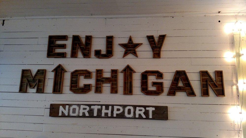 Enjoy Michigan: 104 W Nagonaba St, Northport, MI