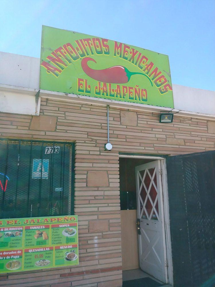Antojitos Mexicanos El Jalapeño: 7713 Panama Rd, Lamont, CA