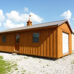 Exceptionnel Photo Of Hilltop Structures   Cumberland Furnace, TN, United States. Deluxe Storage  Sheds