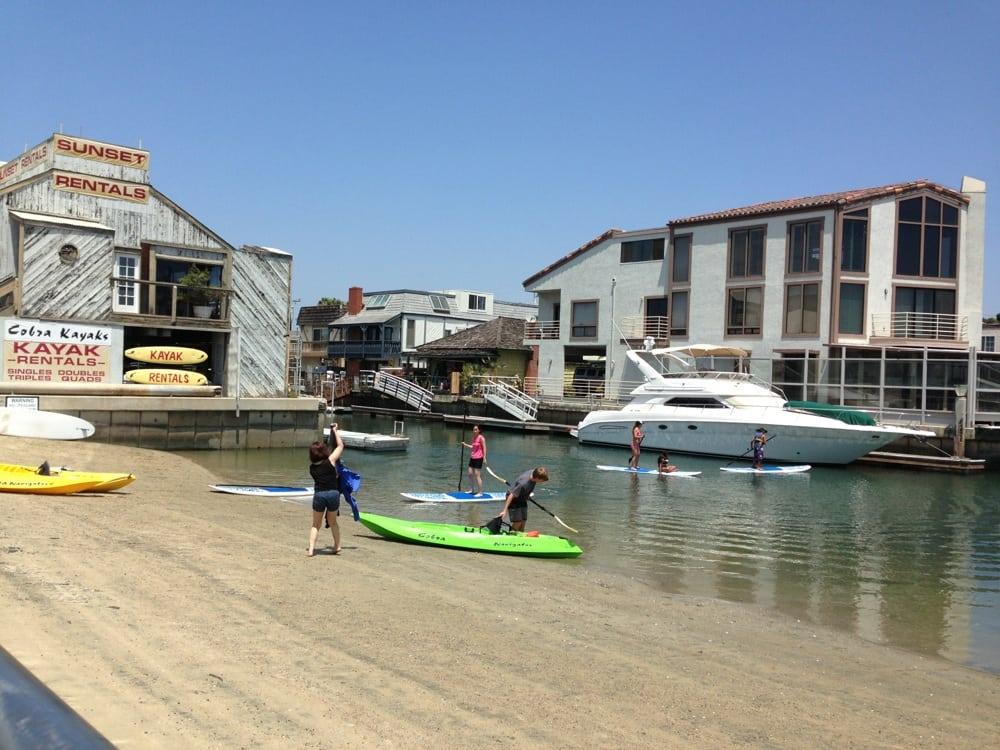Kayak Rentals Near Sunset Beach Ca