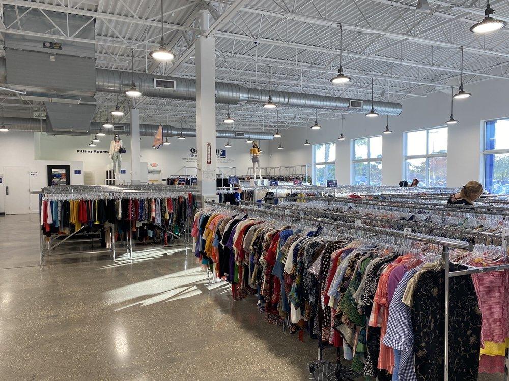 Goodwill: 10201 Hammocks Blvd, Miami, FL