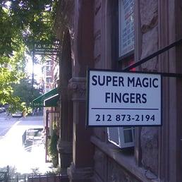 Super Magic Fingers - 91 Reviews - Massage - 173 W 81st St