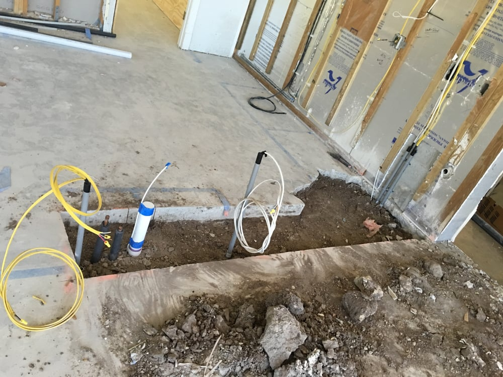 electric underground conduit for kitchen island yelp rh yelp com NEC Kitchen Wiring Kitchen Wiring Guide