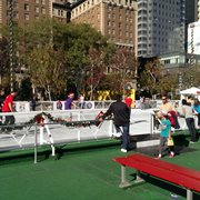 holiday ice rink pershing square 173 photos 134 reviews skating rinks 532 s olive st. Black Bedroom Furniture Sets. Home Design Ideas