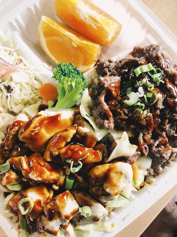 Crazy Bowl Asian Grill: 9839 SE Elon St, Clackamas, OR