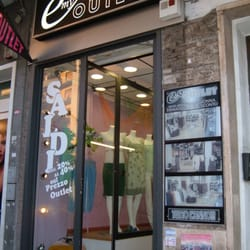 EmyQ outlet - CLOSED - Outlet Stores - Via Tiburtina 379, Rome, Roma ...