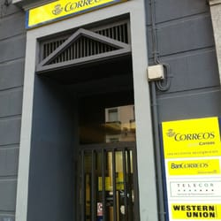 Correos oficinas de correos carrera de san francisco for Oficina de correos madrid