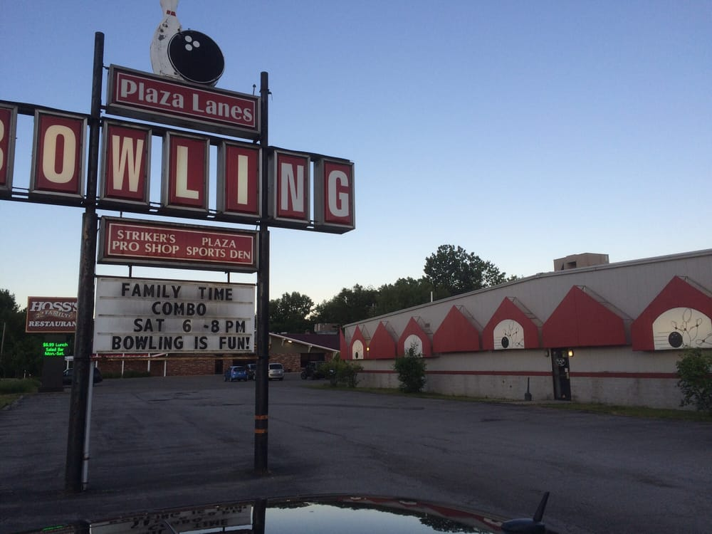 Plaza Bowling Lanes: 18799 Smock Hwy, Meadville, PA