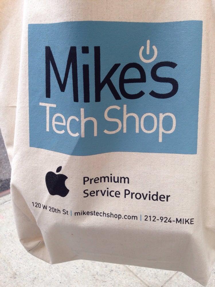 Mike's Tech Shop