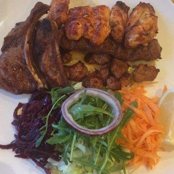 Sea Food Restaurant In Finchley
