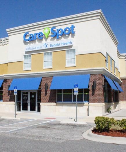 Care Spot Beach Blvd Jacksonville Fl