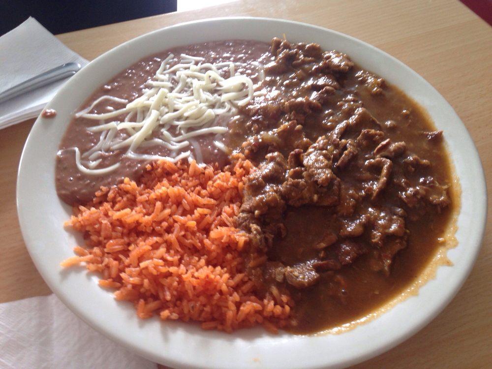 Tacos El Centro: 309 Carrie Rex Ave, Melba, ID