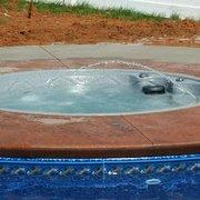 Custom Photo Of Backyard Oasis Pools And Construction   York, SC, United  States. Beautiful