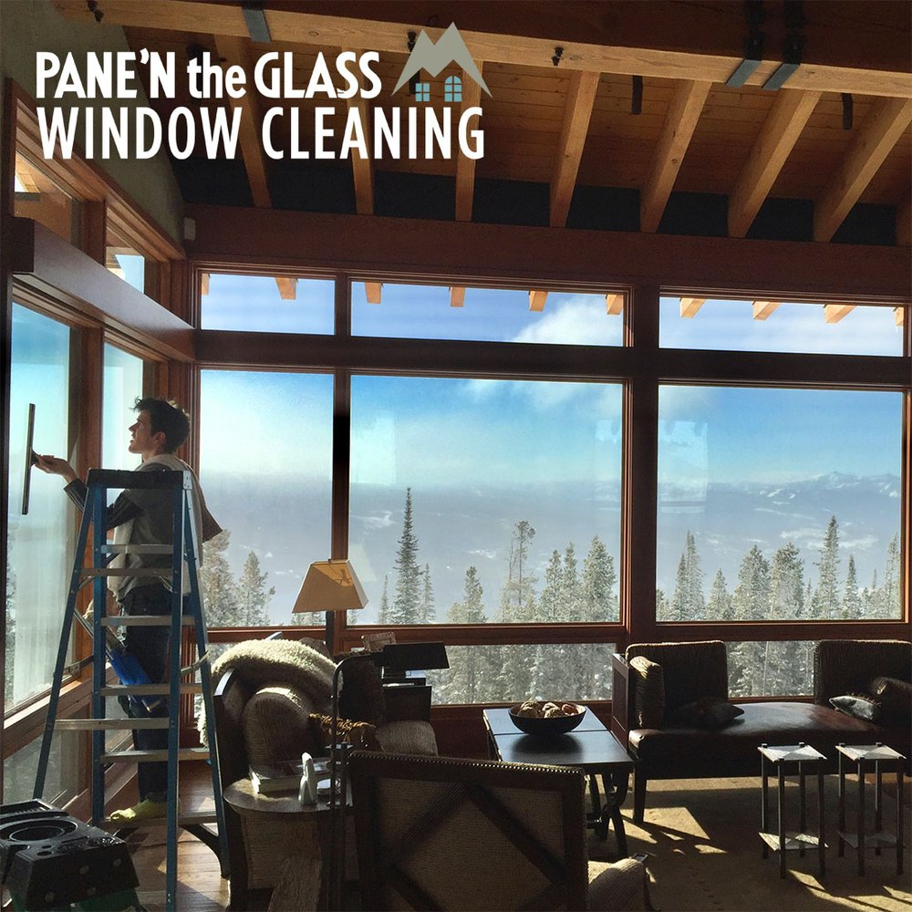 Pane'N The Glass Window Cleaning: 889 Vega Rd, Helena, MT