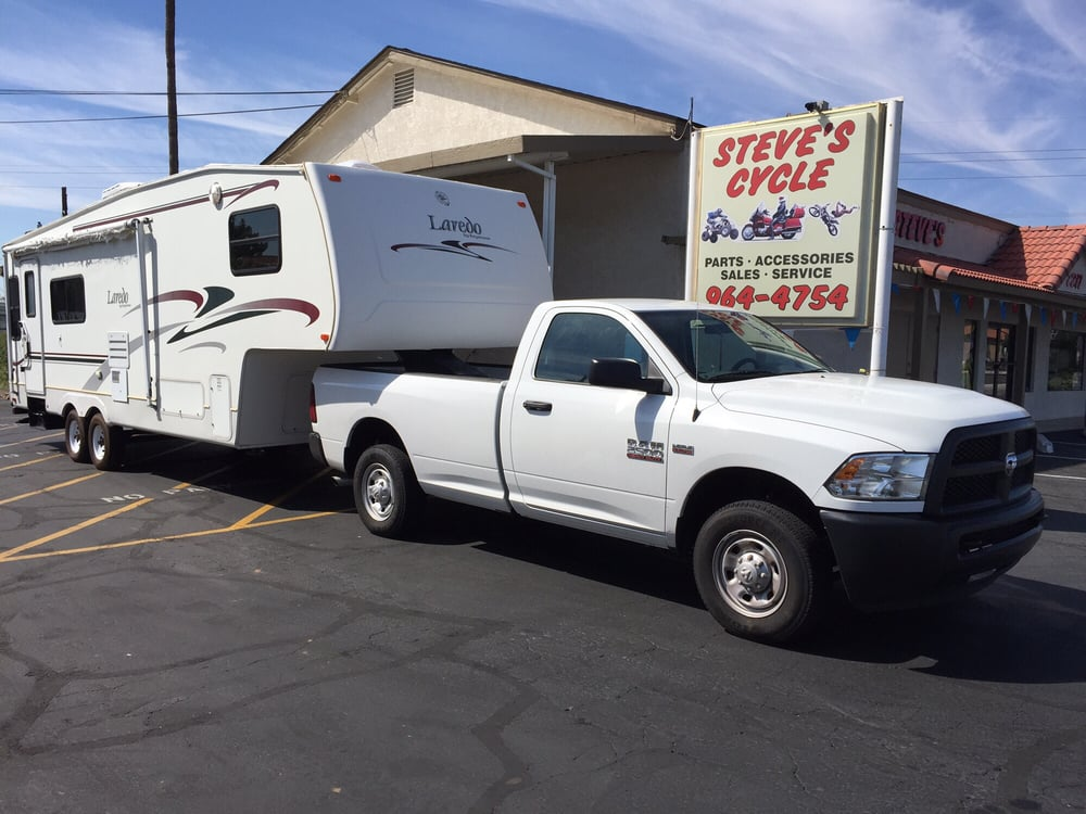 Fifth Wheel Camper Movers