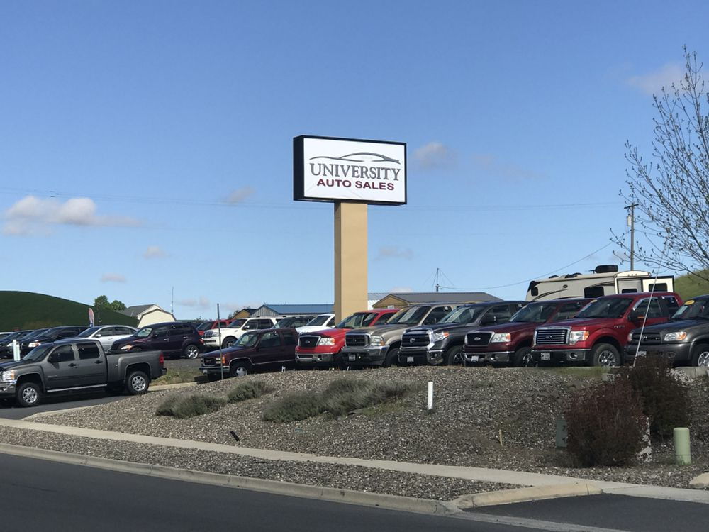 University Auto Sales - Moscow: 200 Rodeo Dr, Moscow, ID