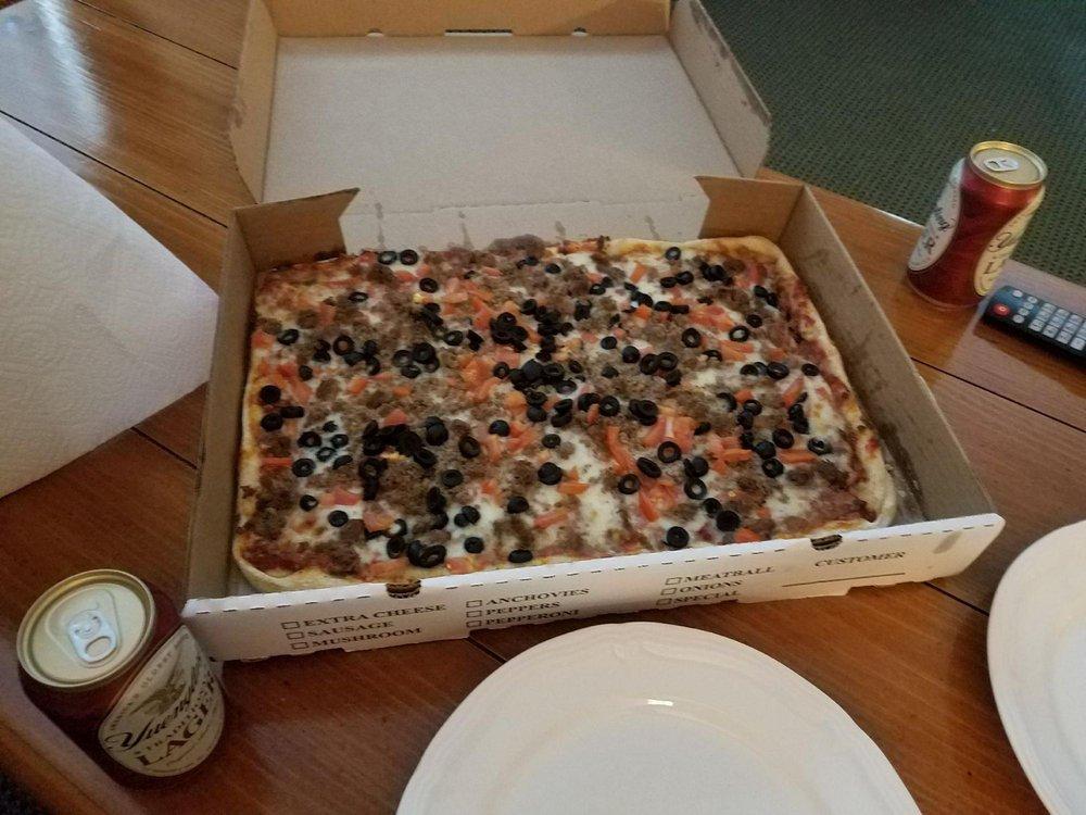 A J's Pizzeria: 3563 Hwy 43, Sand Lake, NY