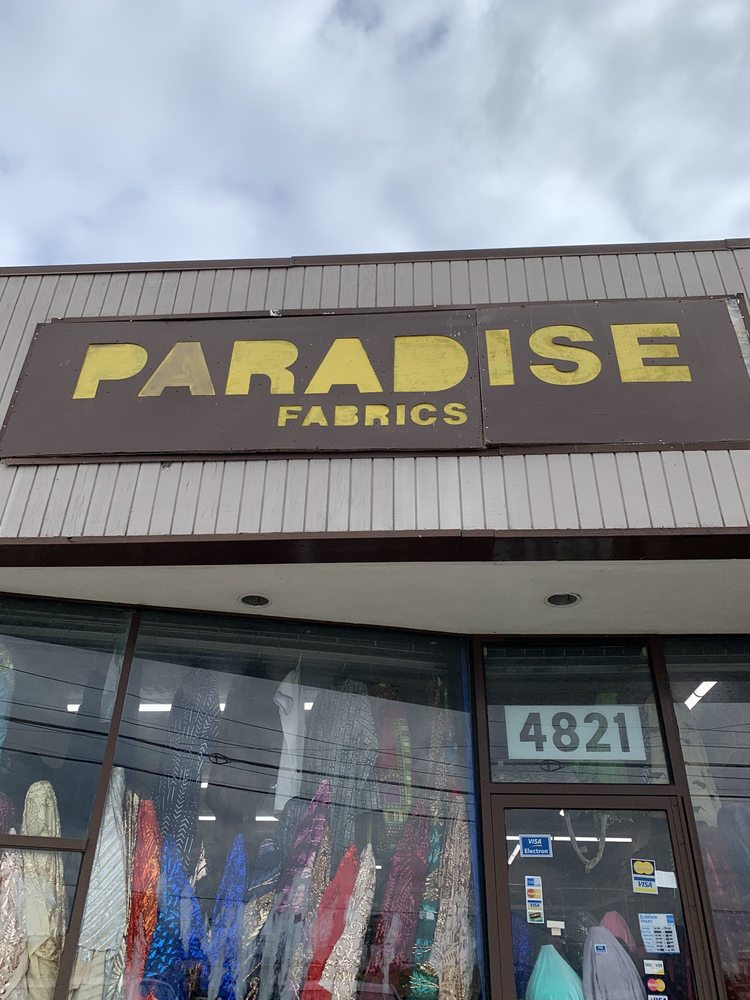 Paradise Fabrics: 4819 Silver Hill Rd, Suitland, MD