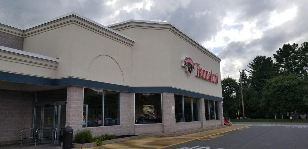 Hannaford Supermarket: 55 Meadow St, Clinton, NY