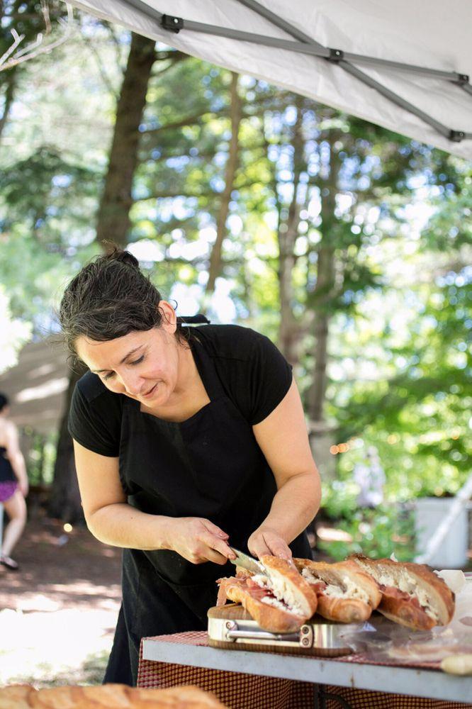 Chef Deanna: Bovina Center, NY